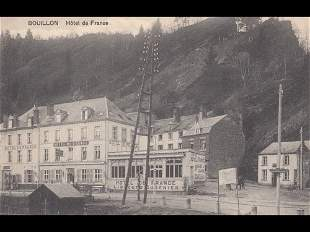 ARDENNE : Bohan-sur-Semois, Saint-Hubert, quelques-unes