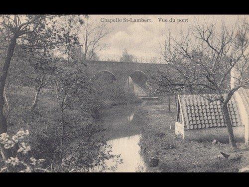 ENVIRONS de Bruxelles. Environ 140 cartes postales.