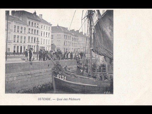 LA CÔTE : Ostende, La Panne, Blankenberghe... Environ