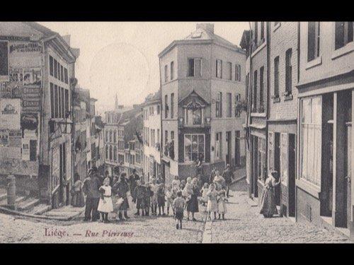 LIÈGE-VILLE. Environ 270 cartes postales. Ainsi que