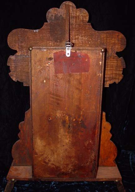 124: E. Ingraham Itasca Antique Clock - 3