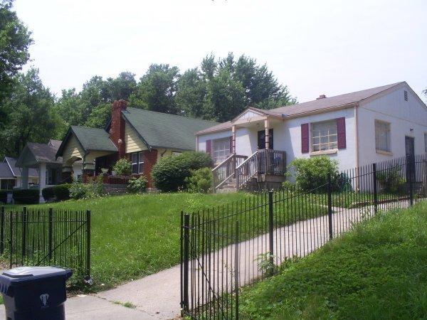 2019: Lot in Kansas City! Build a Duplex & RENT IT OUT!