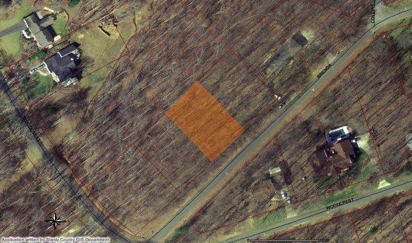 2023: North Carolina Residential Land, Paved Roads