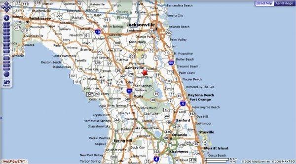 2040: Cash, highway 315 frontage land in Florida! R2