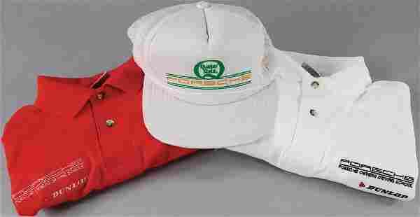 PORSCHE Mixed lot of 3 pieces, No. 1: baseball cap