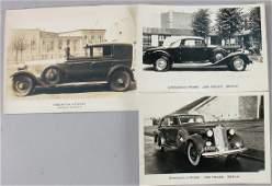 ERDMANN & ROSSI 3 original B/W factory press photos of