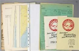 INTERNATIONAL SWEDISH RALLYE TO THE MIDNIGHT SUN 1958,