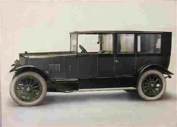 Early from the '20s, probably Benz & Cie. deluxe
