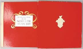 PACKARD 1940, sales catalog in slipcase, hardcover,