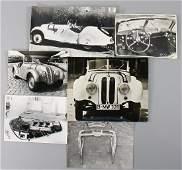 BMW Mixed lot with 6 BW photos among them original