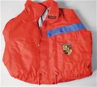 PORSCHE Racing team jacket '90s, size 54/56, good