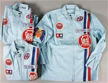 mixed lot with 3x team clothes Taki Racing Team,