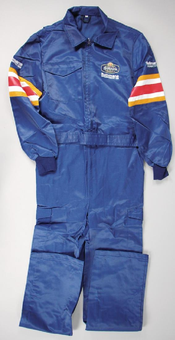 PORSCHE/ROTHMANS mechanic jumpsuit, color: dark-blue,
