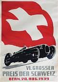 original poster ( draft ) Grand Prix Switzerland/Berne