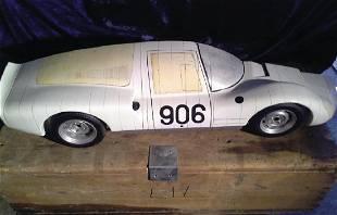 PORSCHE Carrera 6 longitudinal section model,