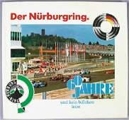 """book """"Der Nürburgring, 60 Jahre und kein bisschen"""