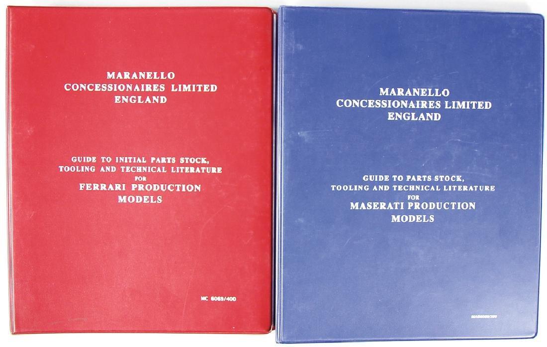 FERRARI/MASERATI 2 files by the Maranello