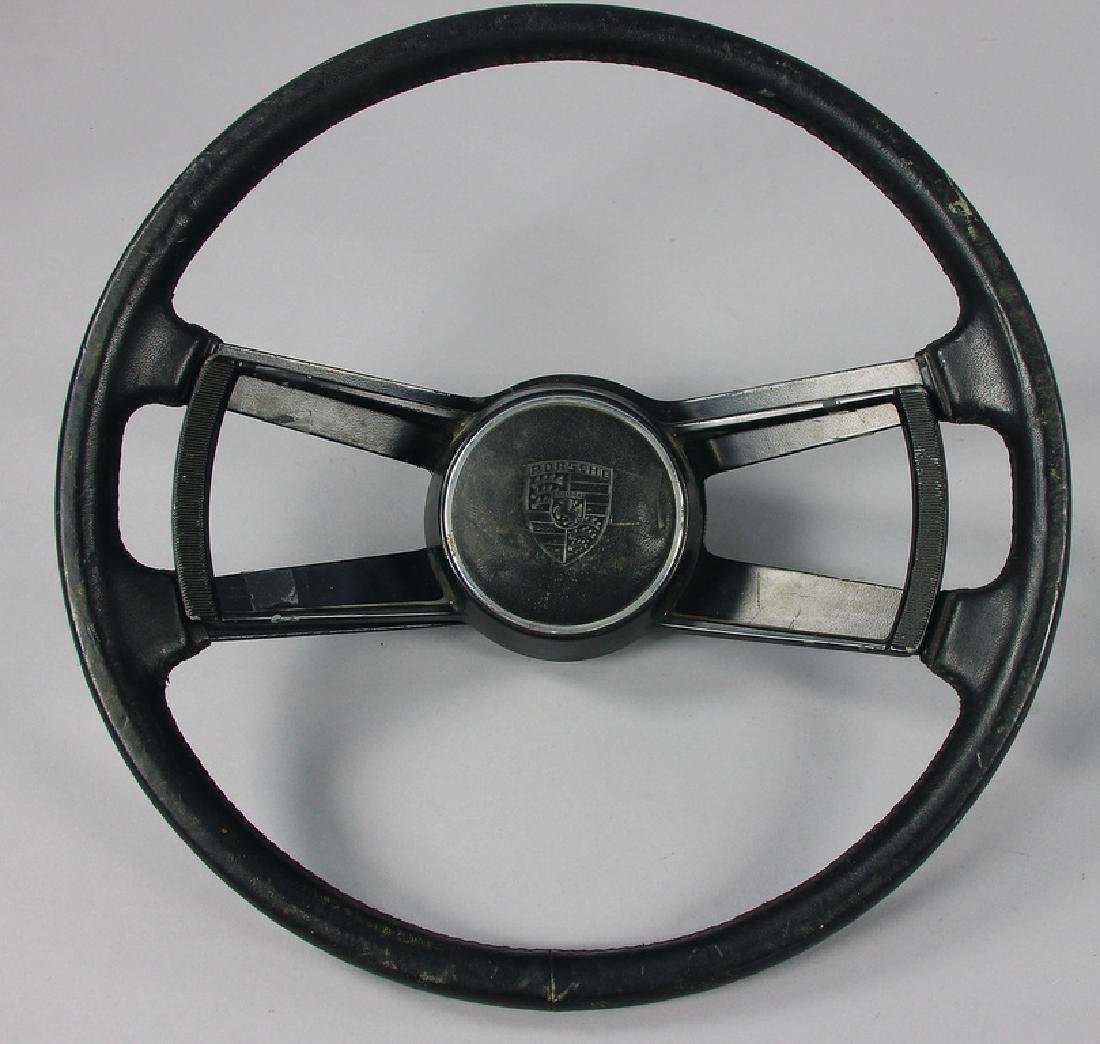 PORSCHE steering wheel for Porsche 911 F-model, with a