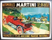 AUTOMOBILES MARTINI/EDOUARD ELZINGRE Switzerland, c.