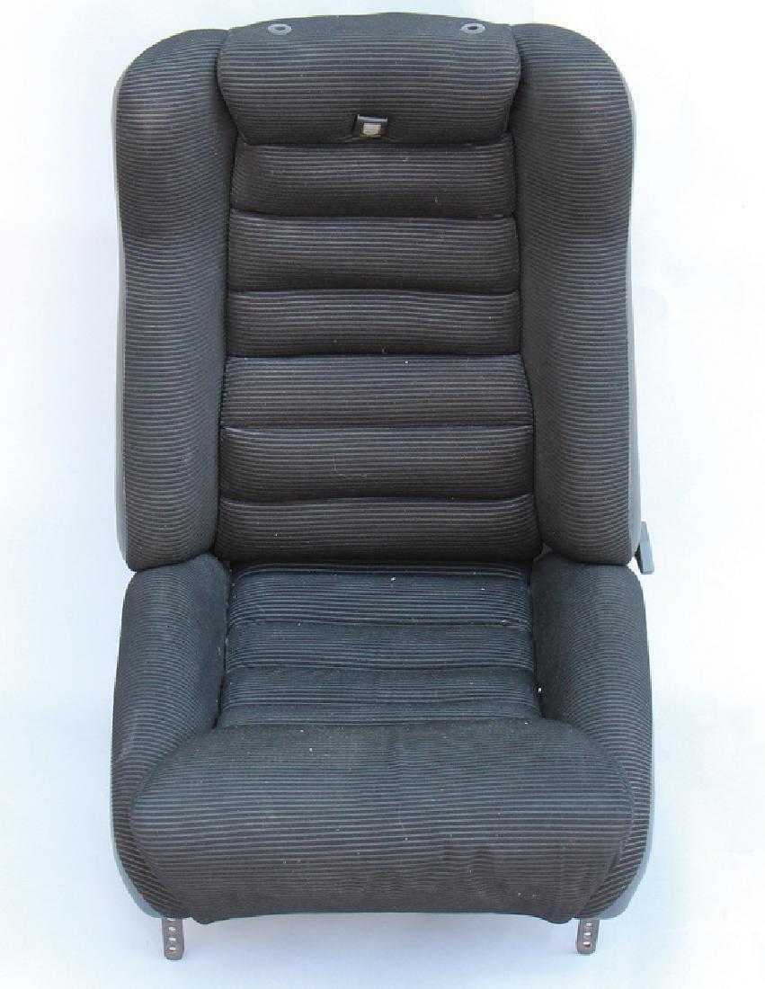 PORSCHE Scheel sport seat for Porsche 911 F-model from