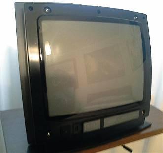 PORSCHE Porsche design television receiver, produced by