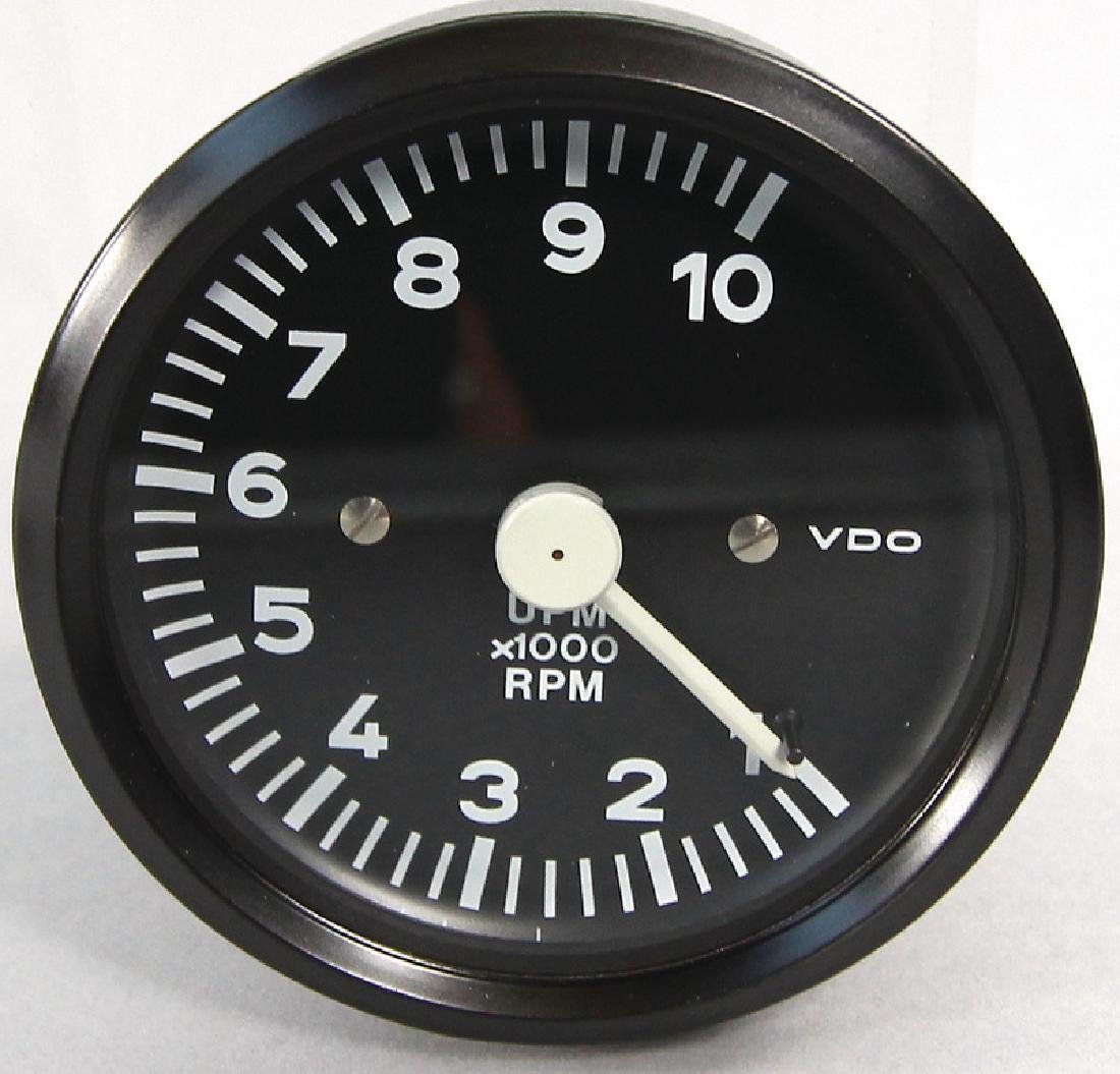PORSCHE/VDO pressure indicator up to 10 bar, subsequent