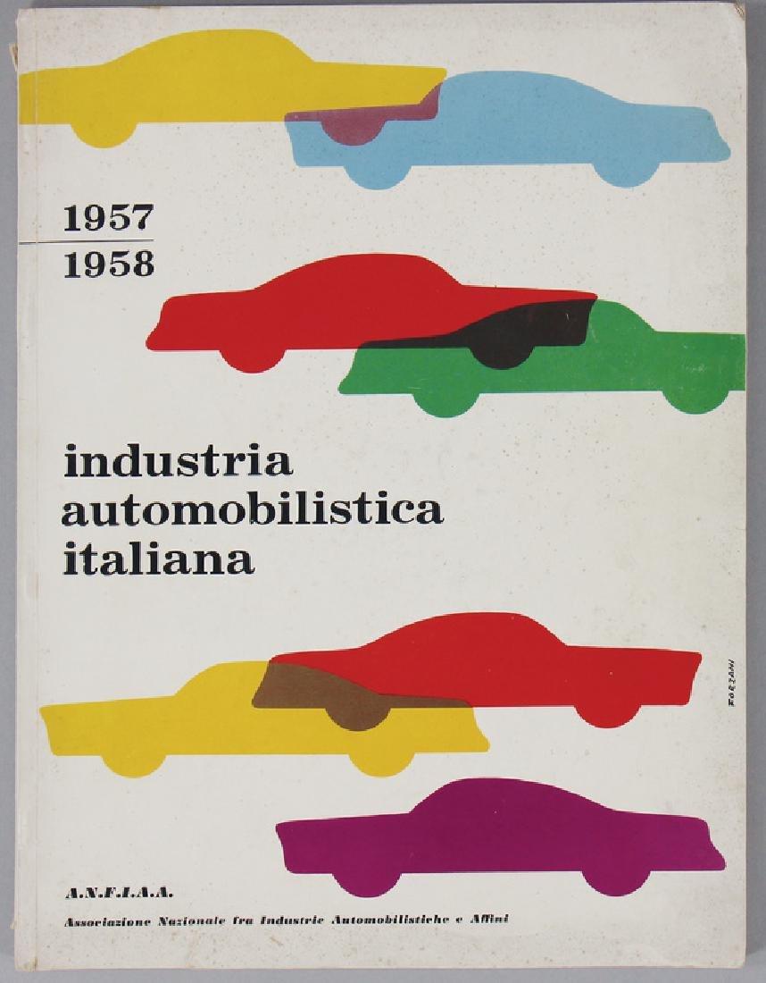 "magazine ""Industria Automobilistica Italiana"" from"