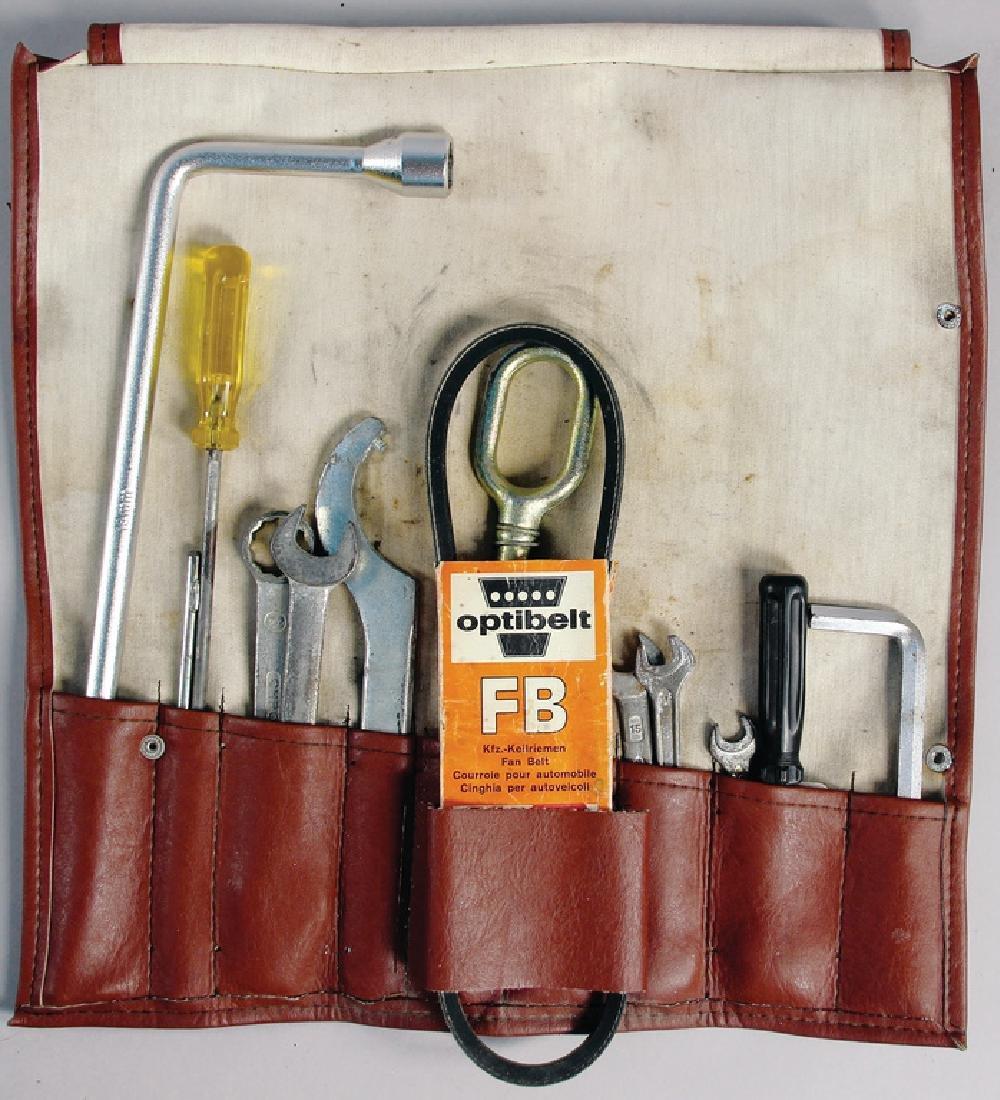 PORSCHE originals toolbag for Porsche G-model, color: