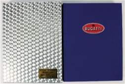 BUGATTI limited book (0290) about the Bugatti Story by