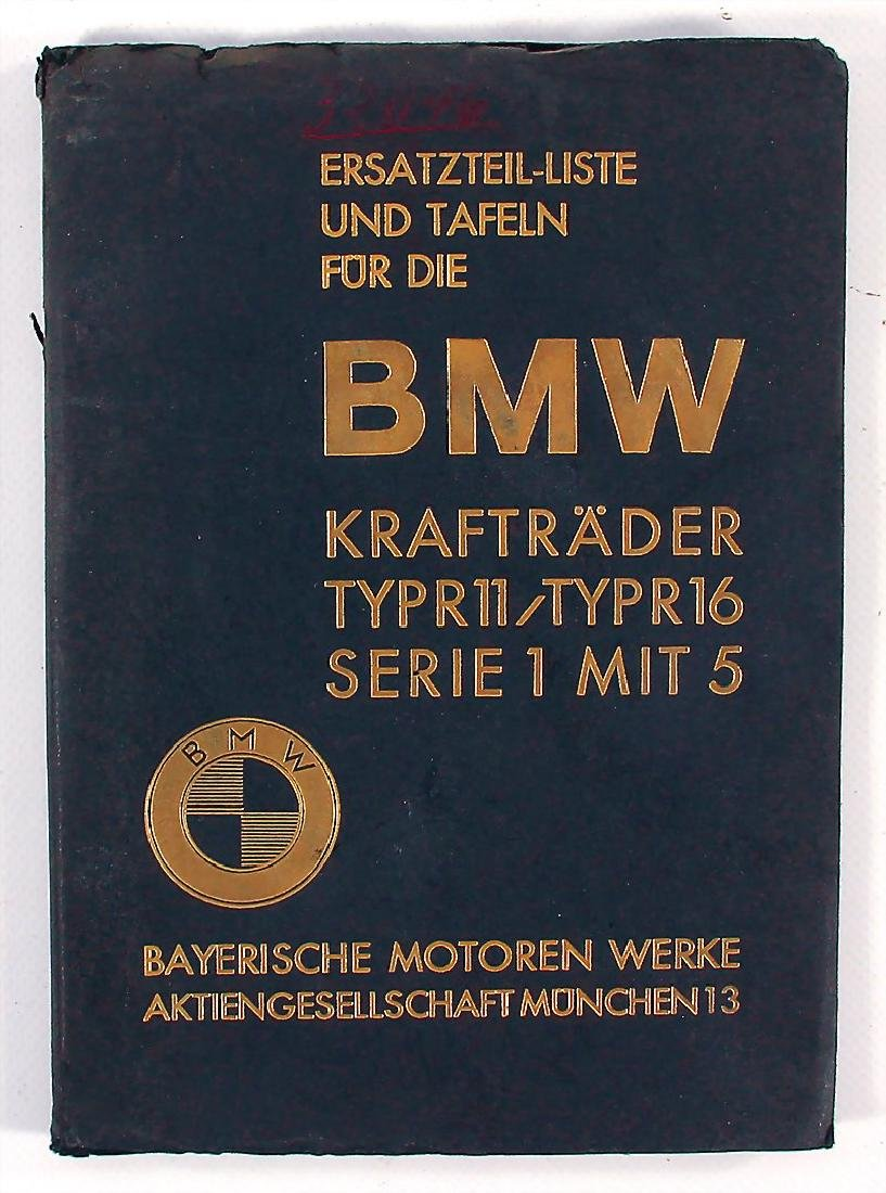 BMW replacement parts list and boards for the BMW