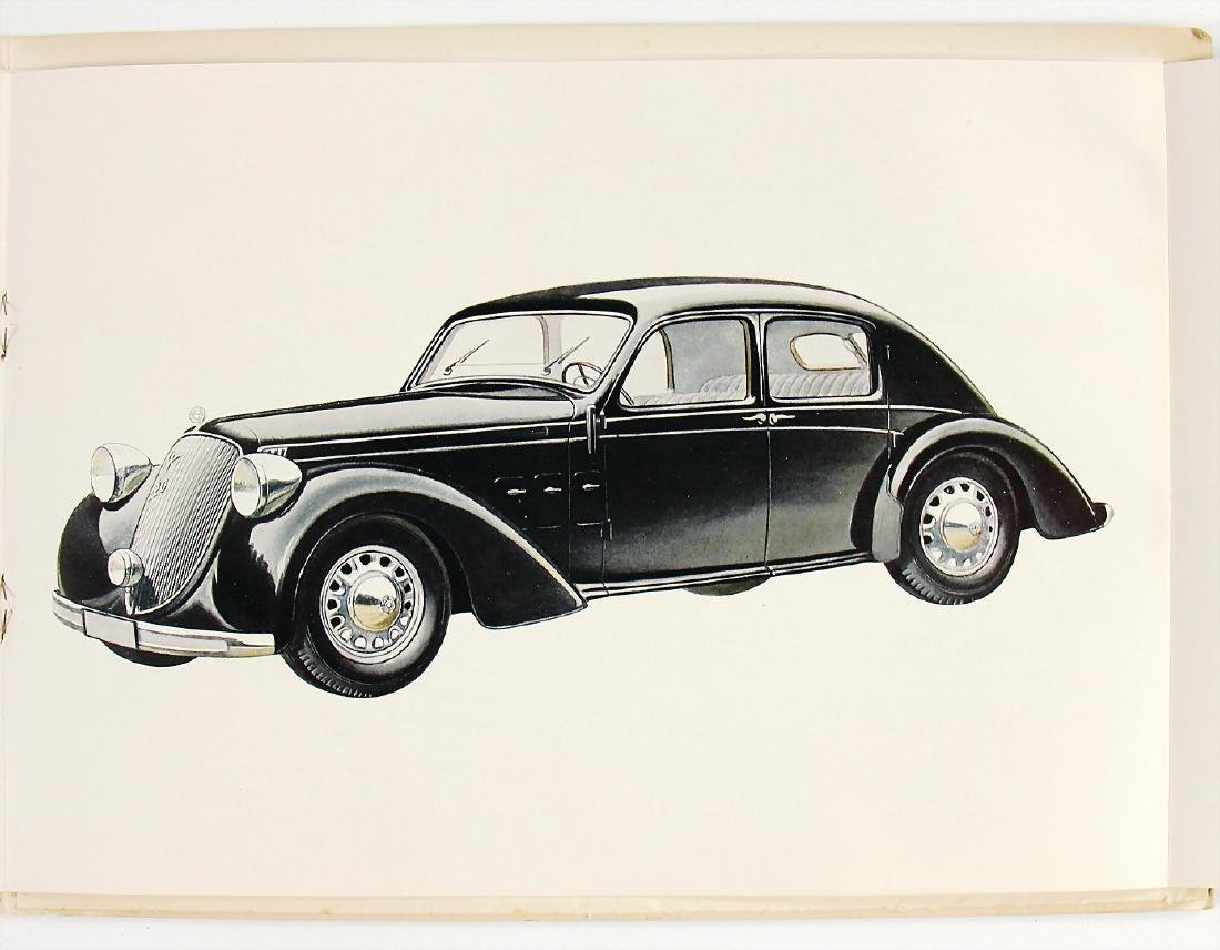 STEYR offer portfolio Steyr type 220 from 1939, - 2