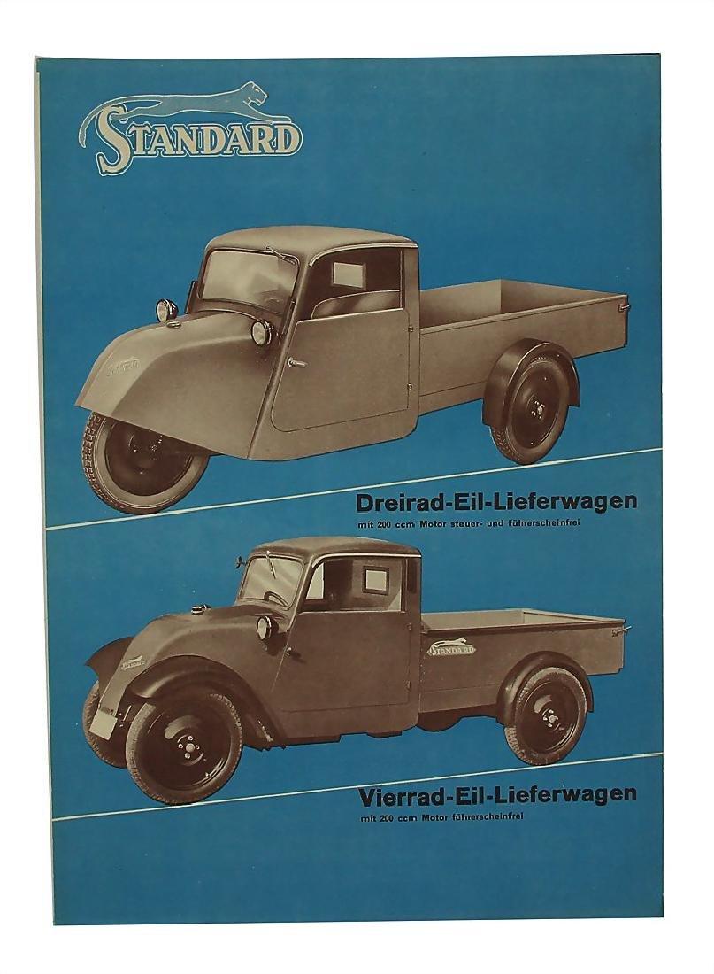 STANDARD sales brochure Standard for