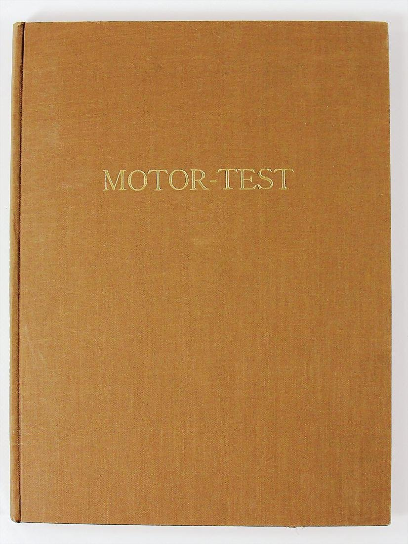 """magazine """"Der Motor-Test"""", in collaboration with the"""