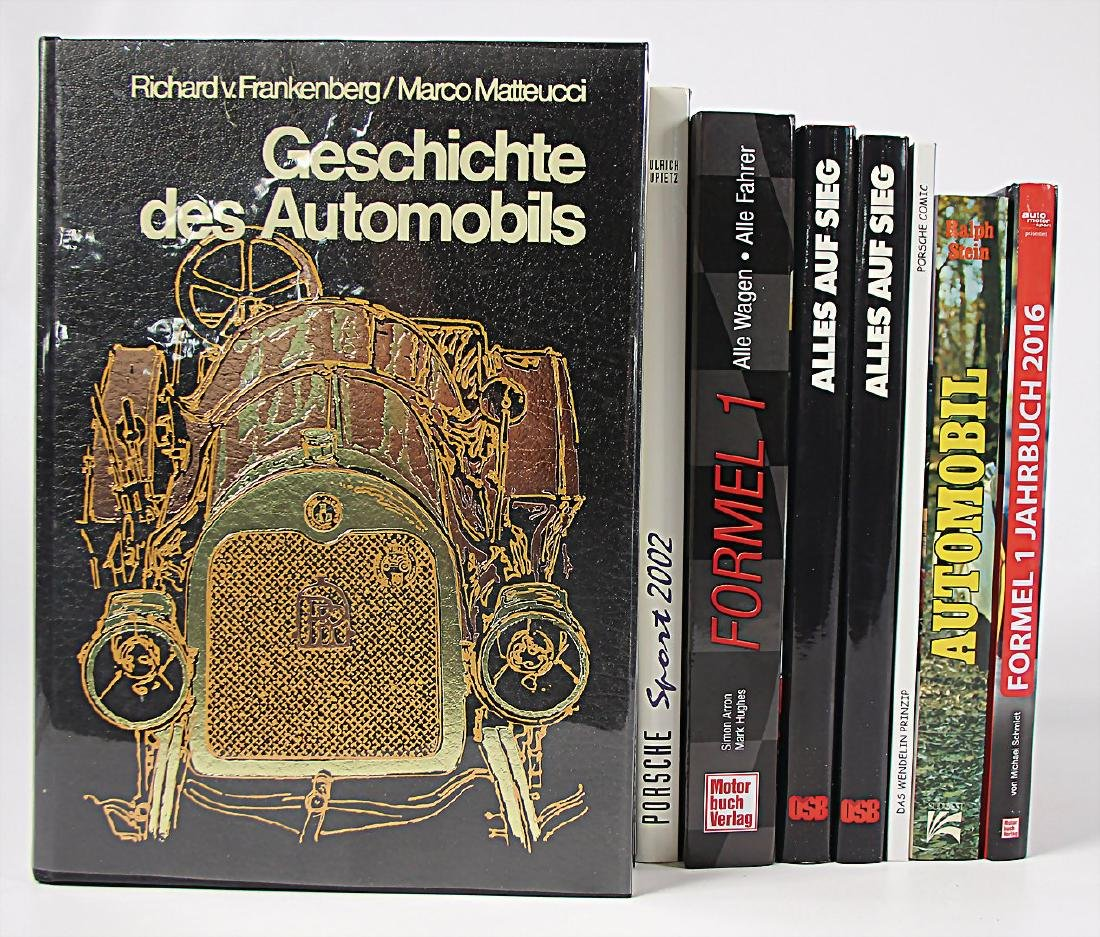 """mixed lot with 8 pieces, books, among it """"Das Wendelin"""