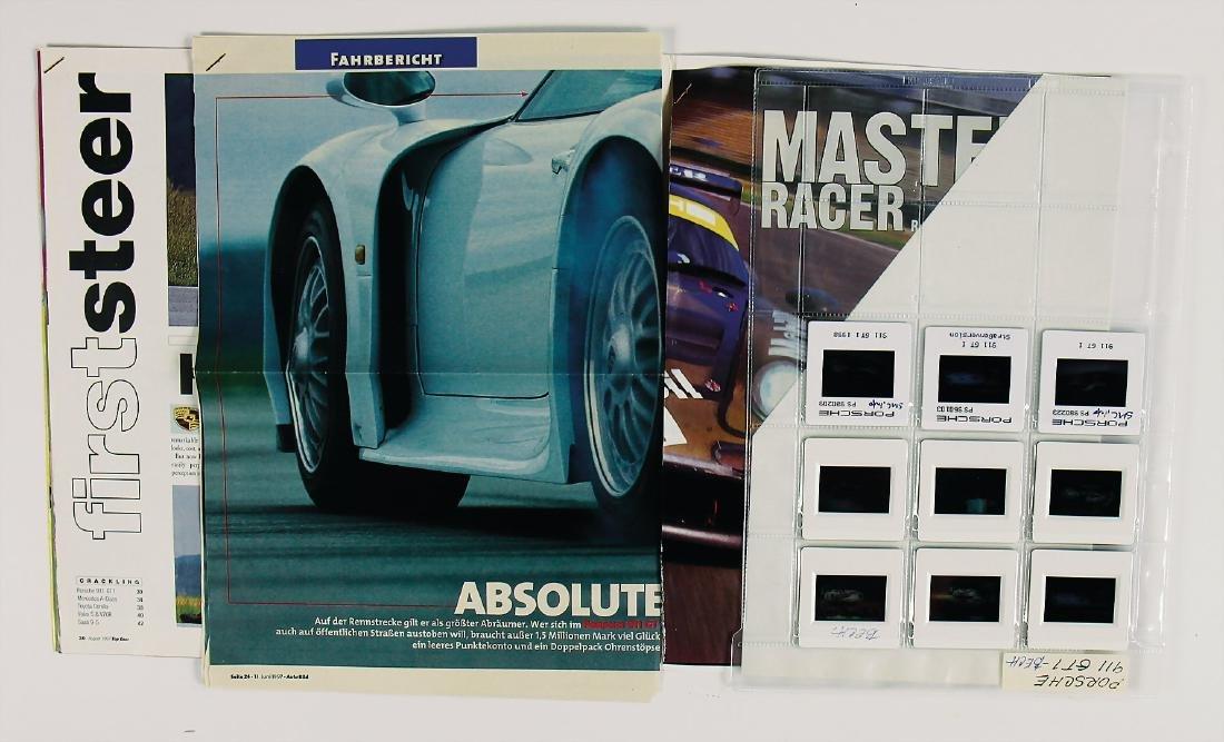 PORSCHE mixed lot of 12 pieces, among it 9x Porsche 911