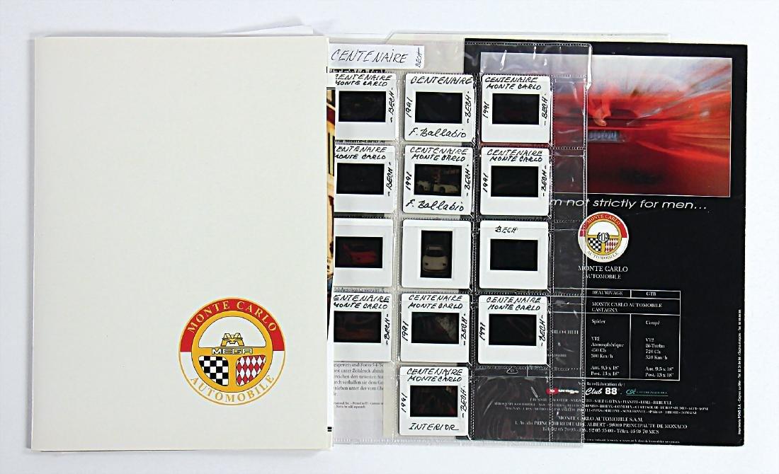 MONTE CARLO AUTOMOBILE press kit Monte