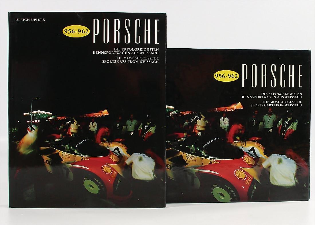 """PORSCHE book: """"Die erfolgreichsten Rennsportwagen aus"""