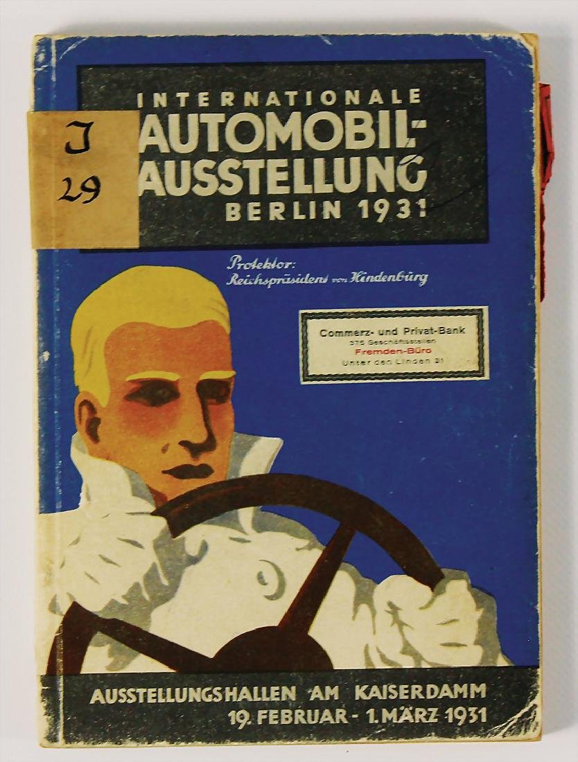 fair guide of the international automobile exhibition
