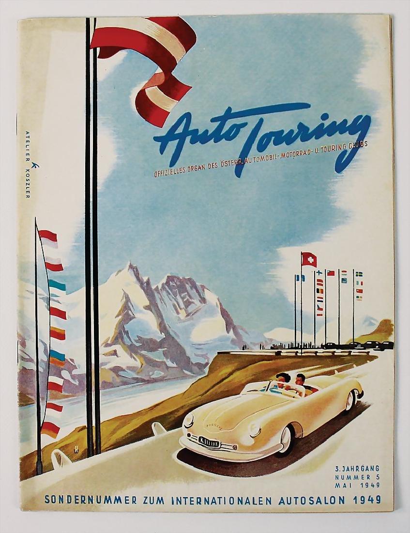 "AUTO TOURING 1 issue of the magazine ""Auto Touring"""