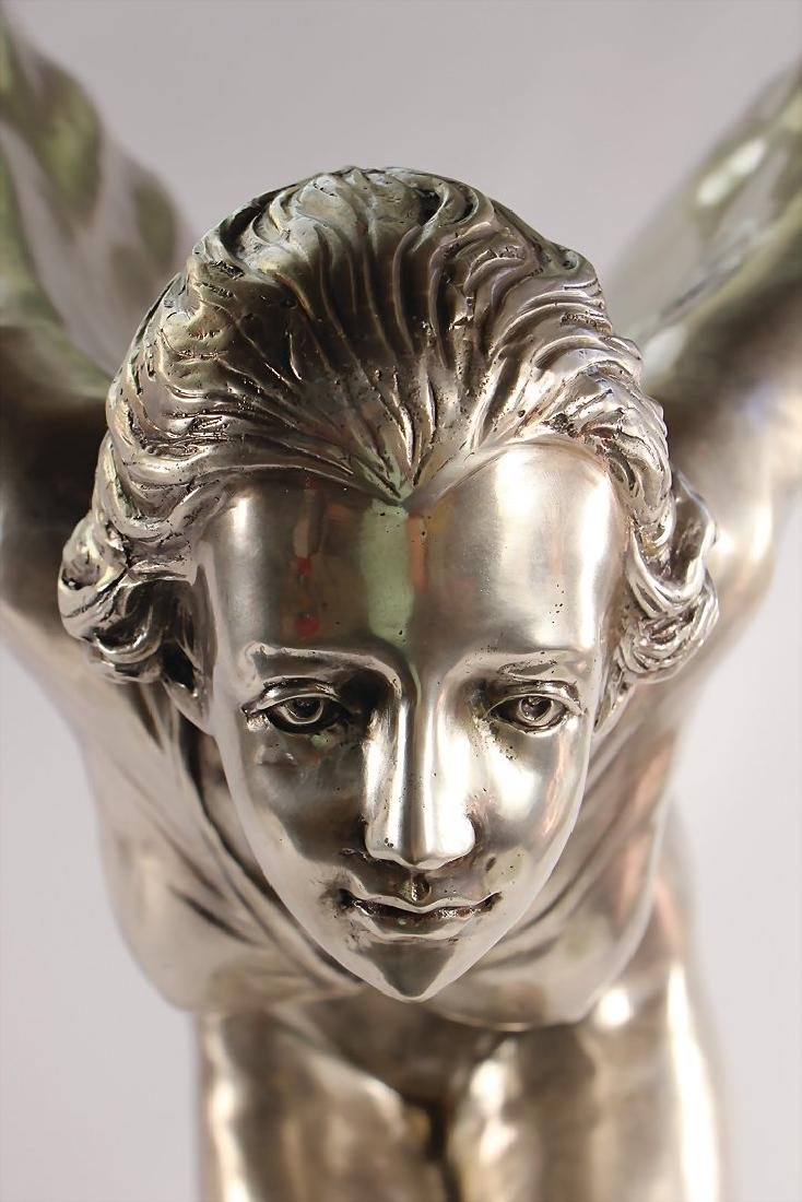 ROLLS-ROYCE/JACK BARCLAY original showroom statue - 2