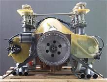 PORSCHE 906 original Porsche 906 engine , engine code