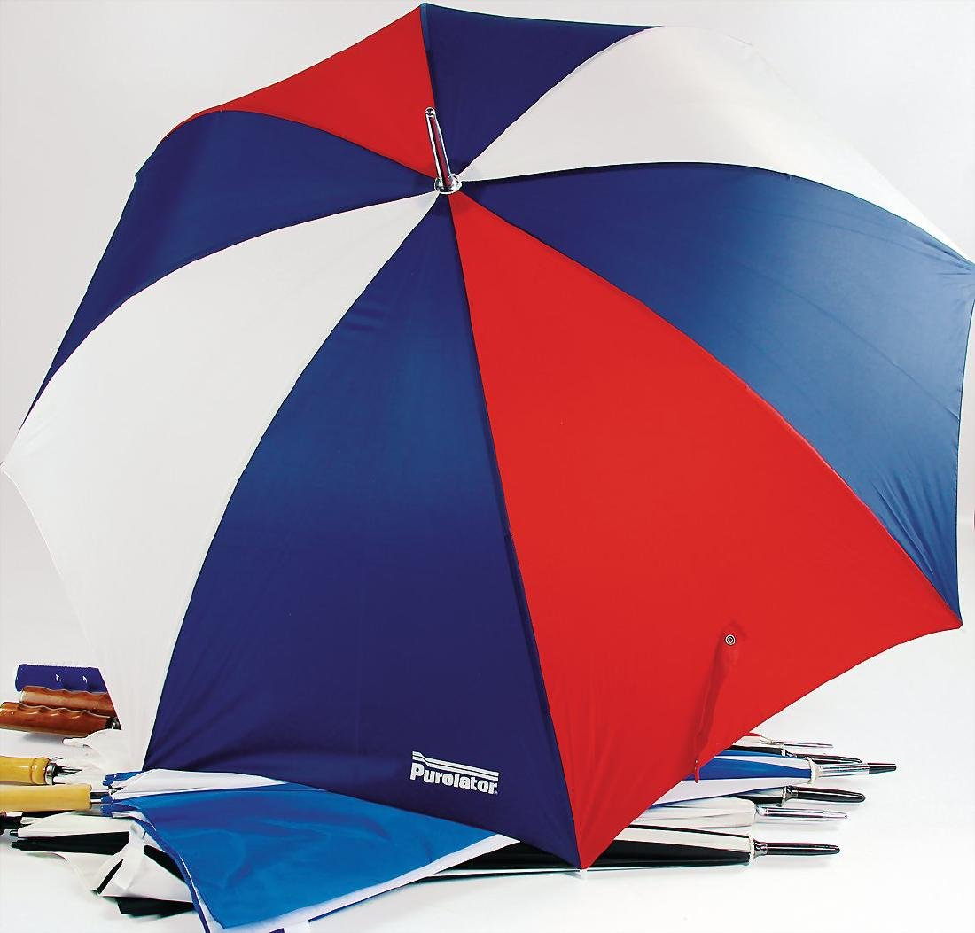 mixed lot of umbrellas, 10 pieces, manufacturers: - 2