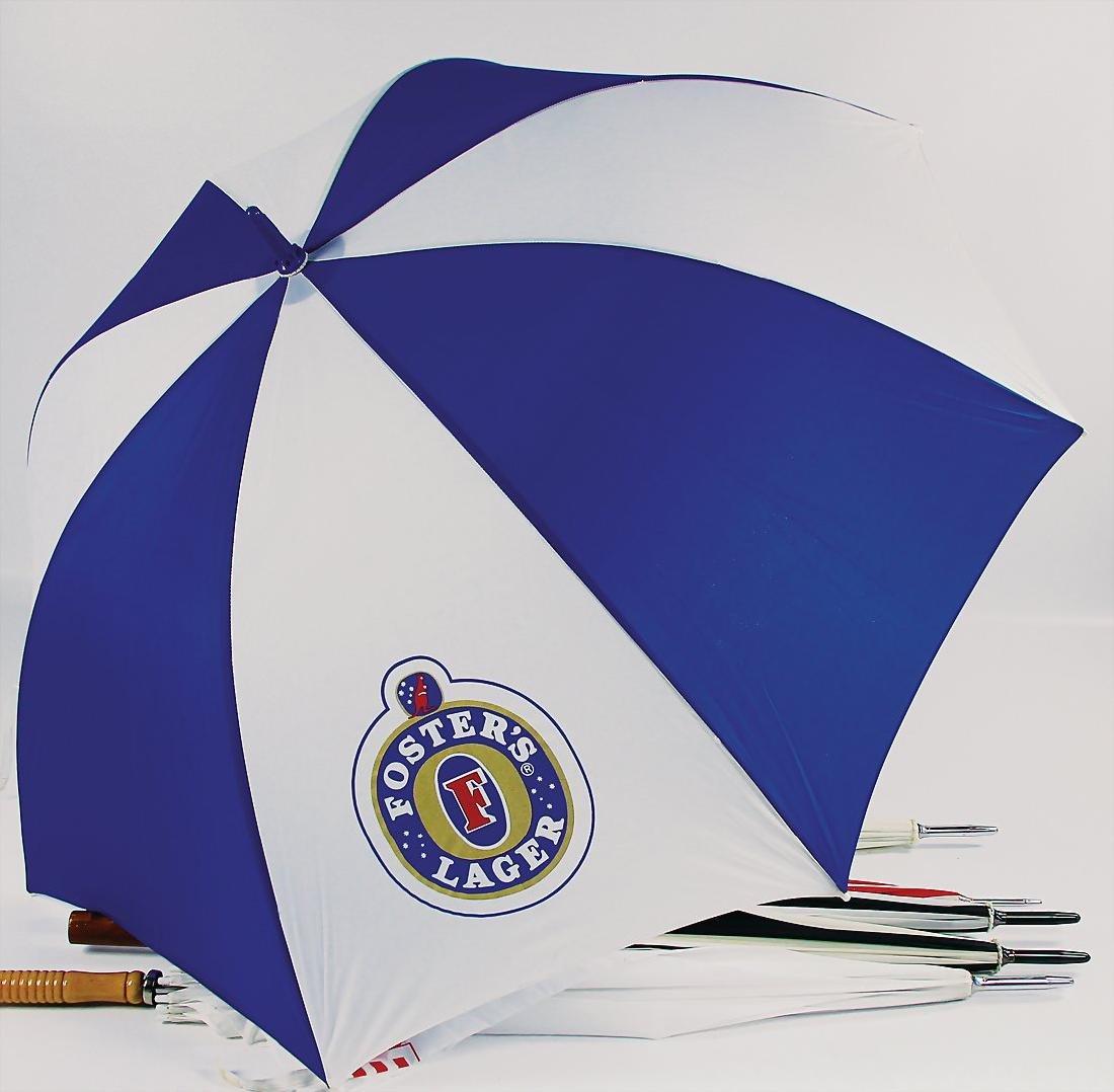 mixed lot of umbrellas, 10 pieces, manufacturers: - 3