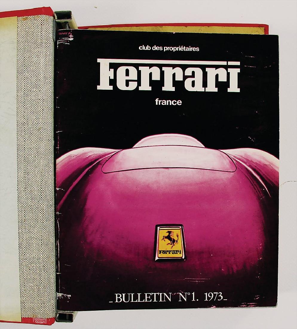"FERRARI mixed lot of 11 issues magazine ""Ferrari Club - 2"