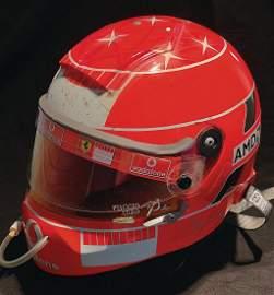 MICHAEL SCHUMACHER / SCUDERIA FERRARI original helmet