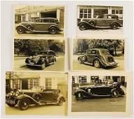 Erdmann & Rossi / Rolls Royce mixed lot of 6 original