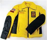 MANFRED SCHURTI/PORSCHE / DICK BARBOUR team jacket 1978