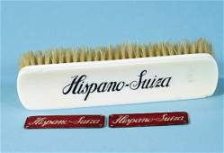 2849 HISPANOSUIZA mixed parts No 1 shoebrush