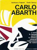 """1967, autographed book """"Carlo Abarth"""" by"""
