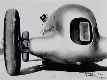 PRIVATE ARCHIVE RUDOLF CARACCIOLA Avus 1934,